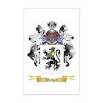 Walkett Mini Poster Print