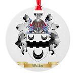 Walker Round Ornament
