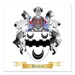 Walker Square Car Magnet 3