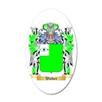 Walker Scottish 20x12 Oval Wall Decal