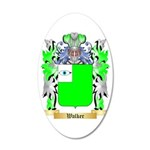 Walker Scottish 35x21 Oval Wall Decal