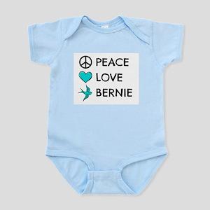 Peace * Love * Bernie Body Suit