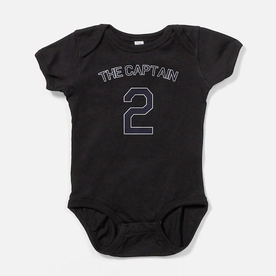 Cute Yankees Baby Bodysuit