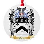 Walker 2 Round Ornament