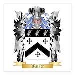 Walker 2 Square Car Magnet 3