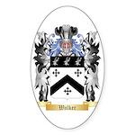 Walker 2 Sticker (Oval 50 pk)