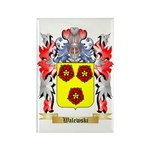 Walewski Rectangle Magnet (100 pack)