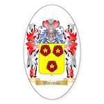 Walewski Sticker (Oval)