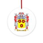 Walewski Round Ornament