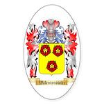 Walentynowicz Sticker (Oval 10 pk)