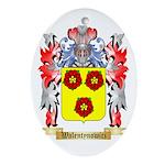 Walentynowicz Oval Ornament