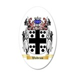 Waldrum 35x21 Oval Wall Decal