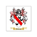 Waldron Square Sticker 3