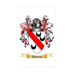 Waldron Sticker (Rectangle 10 pk)