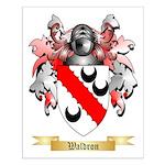 Waldron Small Poster