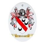 Waldron Oval Ornament