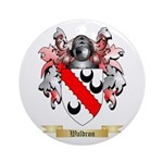 Waldron Round Ornament