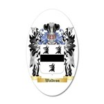 Waldron 2 35x21 Oval Wall Decal