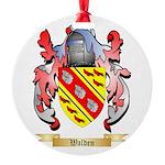 Walden Round Ornament