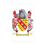 Walden Sticker (Rectangle 50 pk)