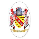Walden Sticker (Oval)