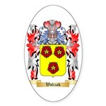 Walczak Sticker (Oval 50 pk)