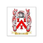 Walcott Square Sticker 3