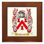 Walcott Framed Tile