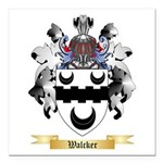 Walcker Square Car Magnet 3