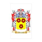 Walasik Sticker (Rectangle 50 pk)