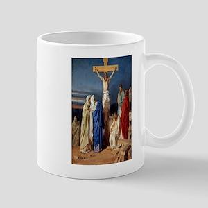 The Crucifixion of Jesus Mug