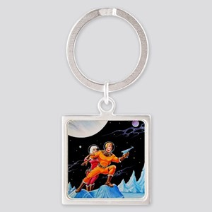 FROZEN WORLD Keychains