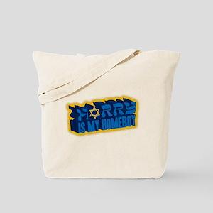 Harry is my Homeboy Tote Bag