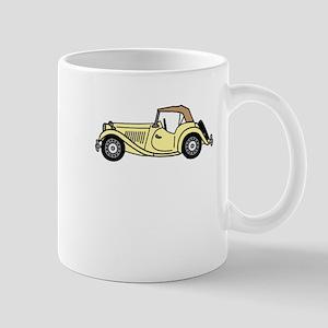 MGTD Cream Mug