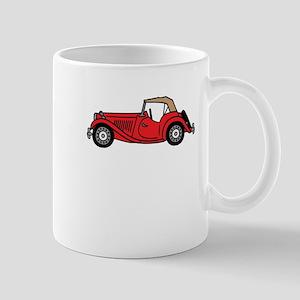 MGTD Red Mug