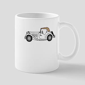 MGTD White Mug