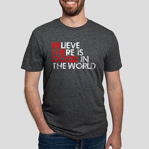 Be The Good In The World Women's Dark T-Shirt