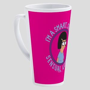 Bob's Burgers Tina Sensuali 17 oz Latte Mug