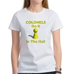 Colonels Do It In The Hall Women's T-Shirt
