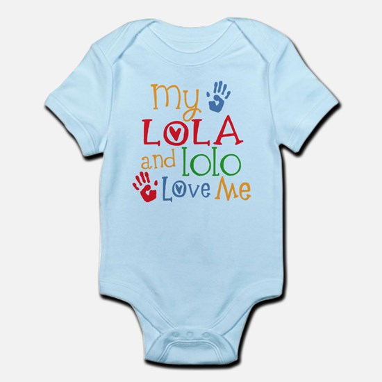 Lola and Lolo Love Me Body Suit