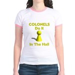 Colonels Do It In The Hall Jr. Ringer T-Shirt