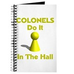 Colonels Do It In The Hall Journal