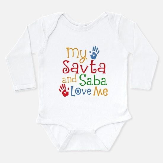 Savta and Saba Love Me Body Suit