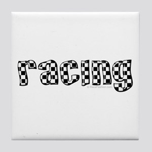 Racing Tile Coaster