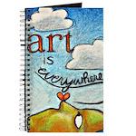Art Is Everywhere Journal