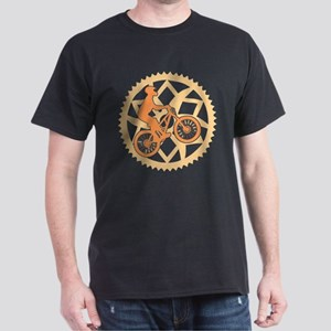 Biker chainring White T-Shirt
