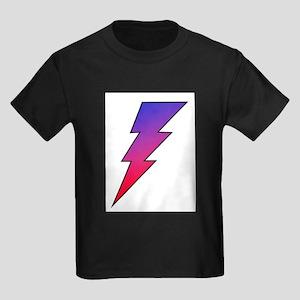 The Lightning Bolt 2 Shop Kids Dark T-Shirt