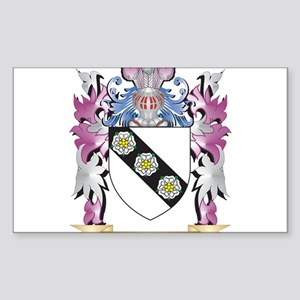 Carey Coat of Arms (Family Crest) Sticker