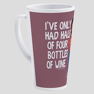 Bob's Burgers Wine 17 oz Latte Mug