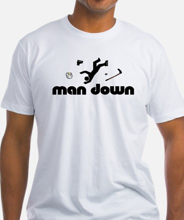 man down hockey Shirt